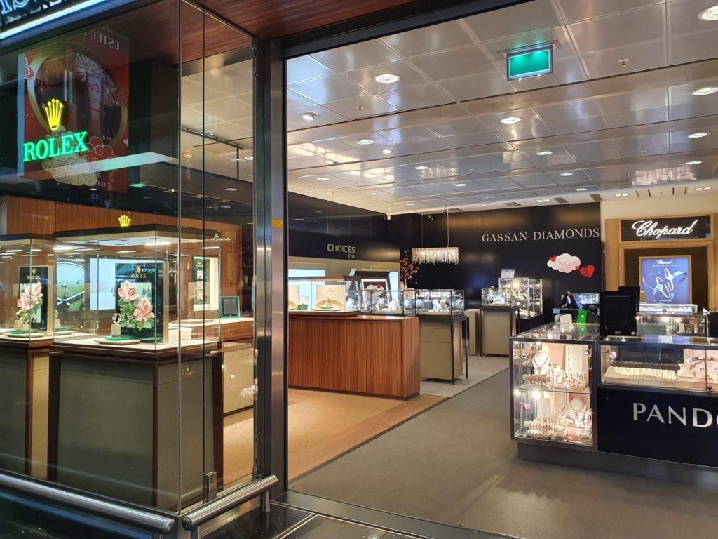 Vernieuwde W&J winkel lounge 1